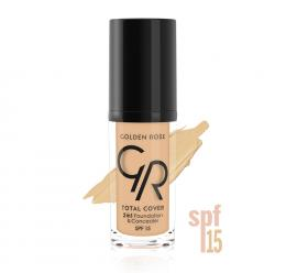 TOTAL COVER 2in1 Foundation & Concealer GR
